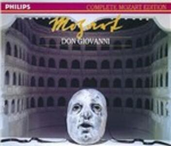 Don Giovanni - CD Audio di Wolfgang Amadeus Mozart,Ingvar Wixell