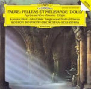 CD Pelléas et Mélisande - Dolly di Gabriel Fauré