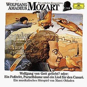 CD Wir Entdecken Komponisten di Wolfgang Amadeus Mozart