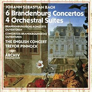 CD Concerti brandeburghesi completi - Suites per orchestra complete di Johann Sebastian Bach