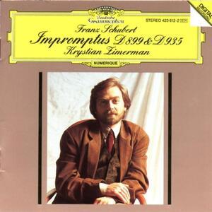 Impromptus D899, D935 - CD Audio di Franz Schubert,Krystian Zimerman