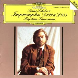 CD Impromptus D899, D935 di Franz Schubert