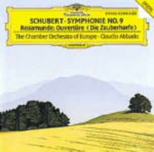 Foto Cover di Sinfonia n.9 - Ouverture Rosamunda, CD di AA.VV prodotto da Deutsche Grammophon