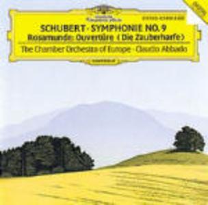 CD Sinfonia n.9 - Ouverture Rosamunda di Franz Schubert