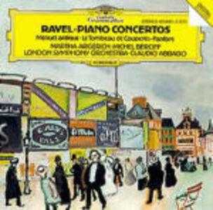 CD Concerti per pianoforte - Fanfare di Maurice Ravel