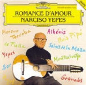CD Romance d'amour