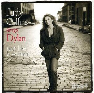 Foto Cover di Sings Dylan Just Like, CD di Judy Collins, prodotto da Geffen