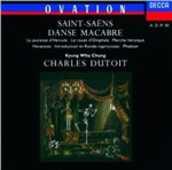 CD Danse Macabre - Phaéton - Havanaise Camille Saint-Saëns Charles Dutoit Kyung-Wha Chung