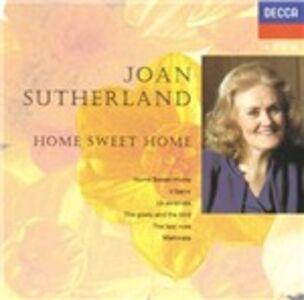 Foto Cover di Home Sweet Home, CD di Joan Sutherland, prodotto da Polygram
