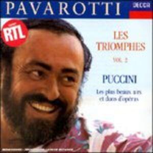 Foto Cover di Ti Amo, CD di Luciano Pavarotti, prodotto da Polygram