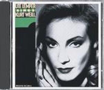 CD Ute Lemper sings Kurt Weill di Ute Lemper