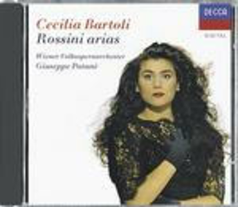 CD Rossini Arias di Gioachino Rossini