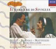 CD Il barbiere di Siviglia Cecilia Bartoli Gioachino Rossini Giuseppe Patané