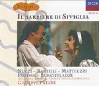 CD Il barbiere di Siviglia di Gioachino Rossini
