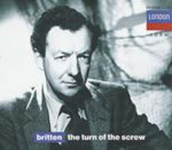 CD Il giro di vite (The Turn of the Screw) di Benjamin Britten