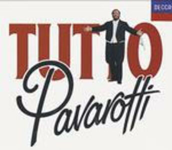 CD Tutto Pavarotti
