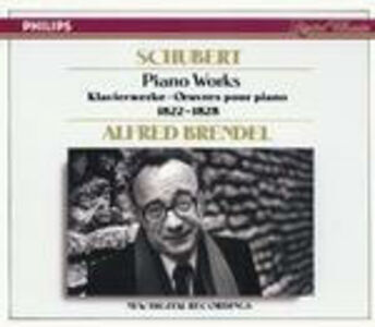 CD Opere per pianoforte di Franz Schubert