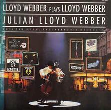 Lloyd Webber Plays Lloyd Webber - Vinile LP di Julian Lloyd Webber
