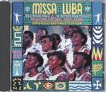 CD Missa Luba: An African Mass - 10 Kenyan Folk Melodies