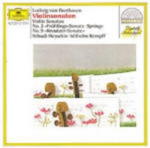 CD Sonate per violino e pianoforte n.5, n.9 di Ludwig van Beethoven