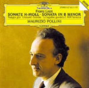 CD Sonata in Si minore - Nuages gris - La lugubre gondola 1 - Unstern Sinistre / Venezia Franz Liszt , Richard Wagner