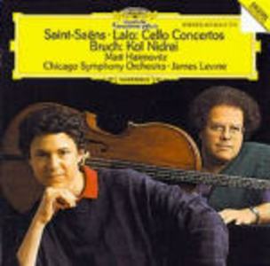 CD Concerto per violoncello / Kol Nidrei / Concerto per violoncello Camille Saint-Saëns , Max Bruch , Edouard Lalo