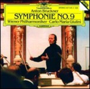 CD Sinfonia n.9 di Anton Bruckner