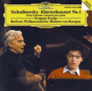 CD Concerto per pianoforte n.1 / Quattro pezzi Alexander Nikolayevich Scriabin , Pyotr Il'yich Tchaikovsky