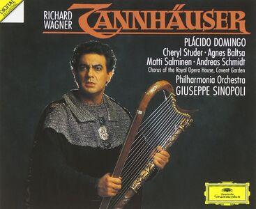 CD Tannhäuser di Richard Wagner