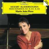 CD Sonate per pianoforte K310, K333, K545 Wolfgang Amadeus Mozart Maria Joao Pires