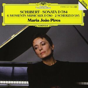 CD Sonata D784 - 6 Momenti musicali - 2 Scherzi di Franz Schubert