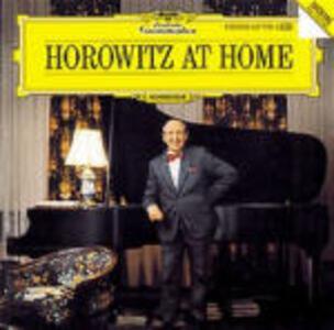 Horowitz at Home - CD Audio di Vladimir Horowitz