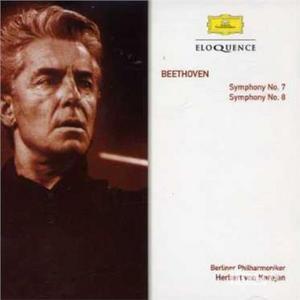 CD Sinfonie n.7, n.8 di Ludwig van Beethoven