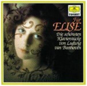 CD Für Elise di Ludwig van Beethoven