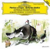 CD Pierino e il lupo - Sinfonia classica Roberto Benigni Sergei Sergeevic Prokofiev Claudio Abbado
