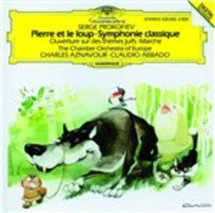 CD Pierino e il lupo - Sinfonia classica - Ouverture - Marcia di Sergei Sergeevic Prokofiev