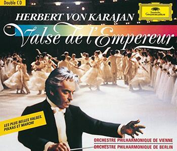 Valse De L'empereur - CD Audio di Johann Strauss