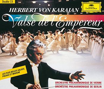 CD Valse De L'empereur di Johann Strauss