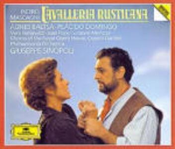 CD Cavalleria rusticana di Pietro Mascagni
