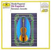 CD 24 Capricci Niccolò Paganini Salvatore Accardo