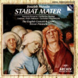 CD Stabat Mater di Franz Joseph Haydn