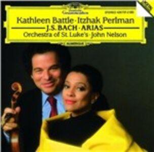 CD Arie per soprano e violino di Johann Sebastian Bach