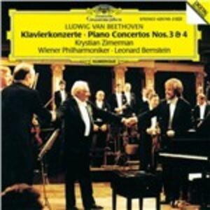 Foto Cover di Concerti per pianoforte n.3, n.4, CD di AA.VV prodotto da Deutsche Grammophon