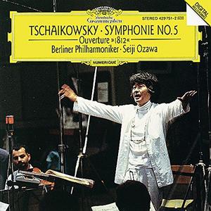 CD Sinfonia n.5 - Overture so di Pyotr Il'yich Tchaikovsky