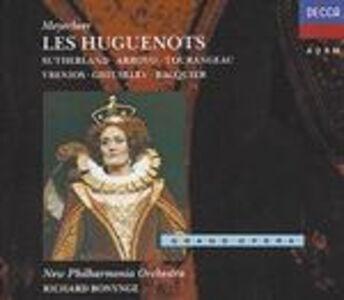 CD Gli Ugonotti (Les Huguenots) di Giacomo Meyerbeer