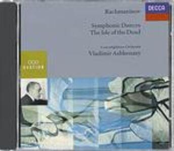CD Danza sinfonica - L'isola dei morti di Sergei Vasilevich Rachmaninov