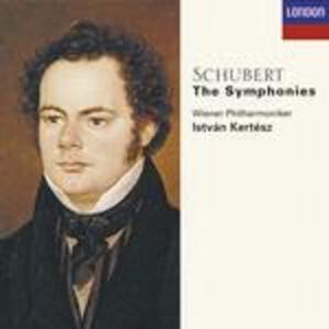 CD Sinfonie complete di Franz Schubert