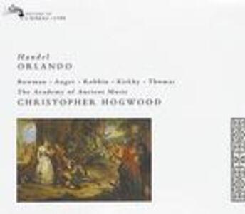 Foto Cover di Orlando, CD di AA.VV prodotto da Decca