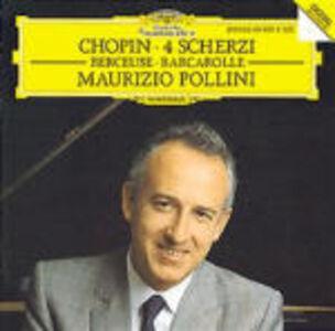 CD 4 Scherzi - Barcarolle di Fryderyk Franciszek Chopin