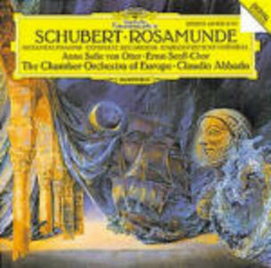 CD Rosamunda di Franz Schubert
